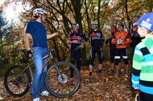 Philipp Hoffmann - Dresden - Biken im Herbst